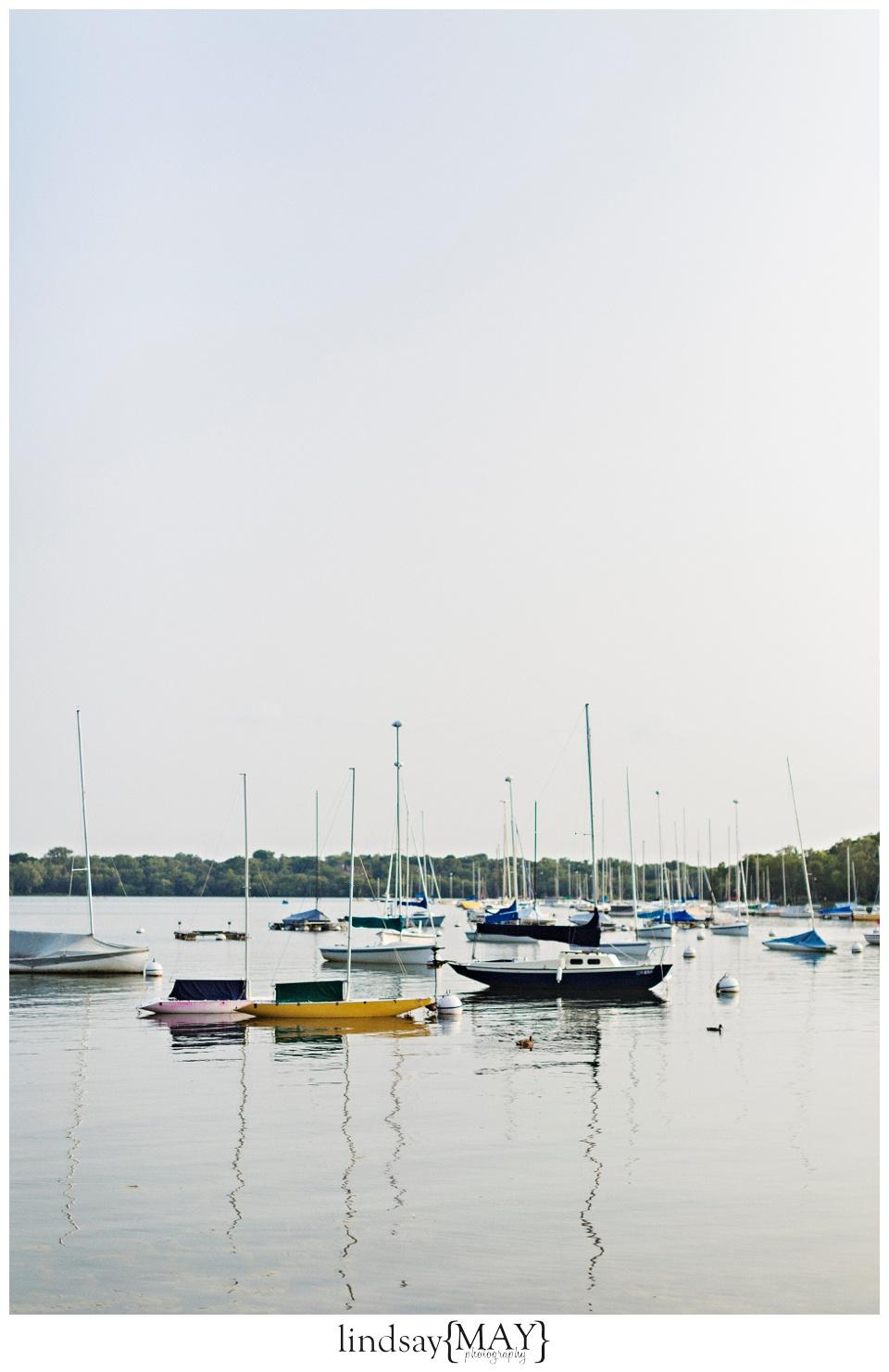 Lake Harriet Family Photographer